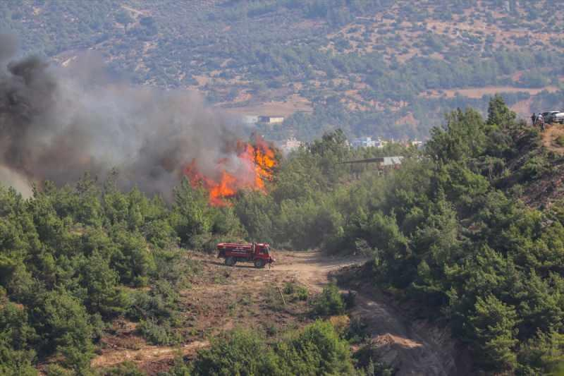 Hatay'daki yangınlarda sabotaj ihtimali! PKK'dan tehdit dolu intikam mesajı geldi