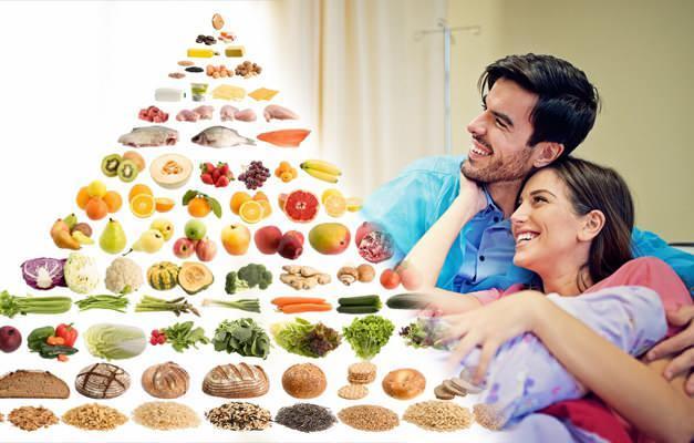 Doğumu kolaylaştıran besinler