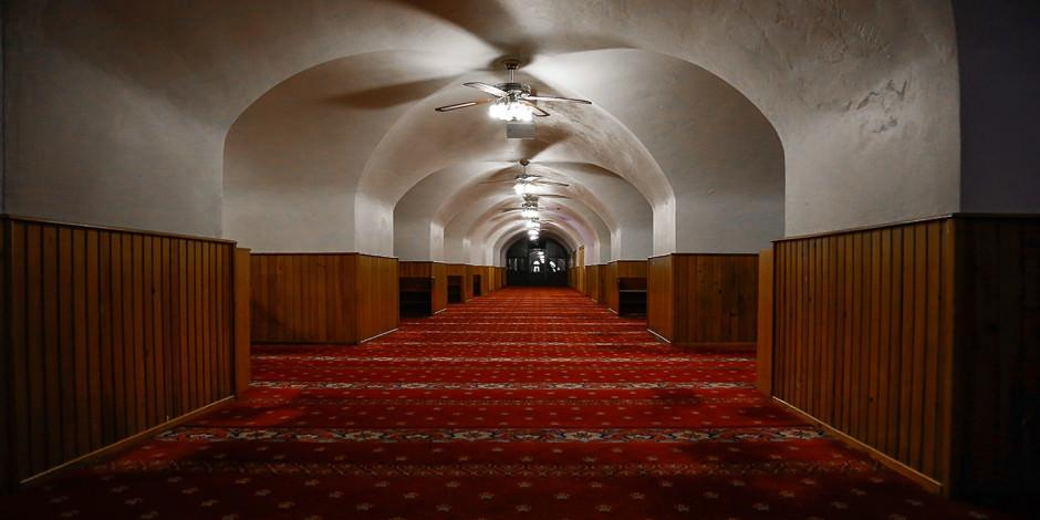 İstanbul'un nadide kıymetleri: Burmalı Mescid, Üç Mihraplı Cami, Yeraltı Camisi