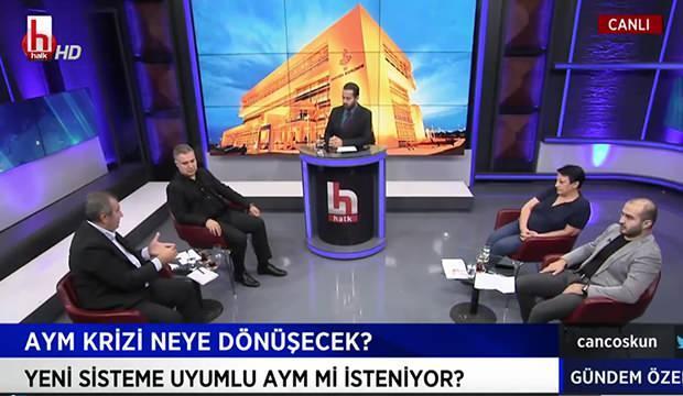 Halk TV'de Veysi Dündar'dan Türk Silahlı Kuvvetleri hakkında skandal ifadeler