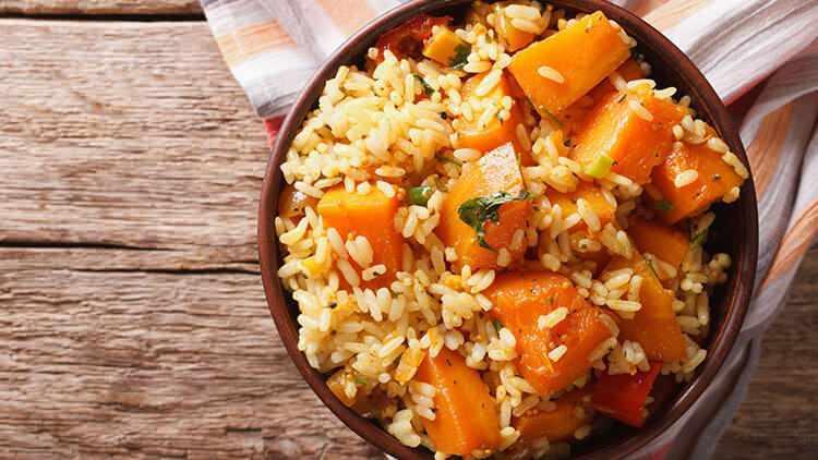 Pirinçli kabak yemeği nasıl yapılır? En kolay kabak yemeği tarifi