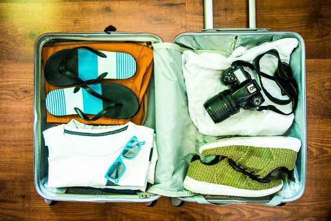 Damat balayı valizi