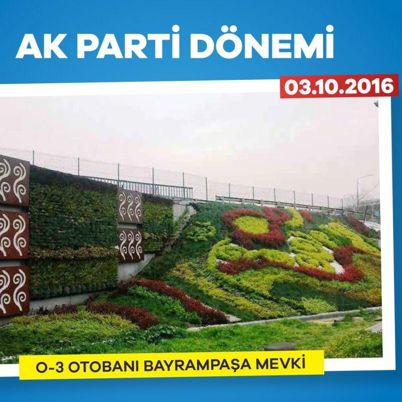 AK Parti döneminde Bayrampaşa Kavşağı