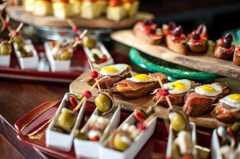 Tapas nedir ve tapas nasıl yapılır?  İspanya'nın güzel yemeği Tapas tarifi