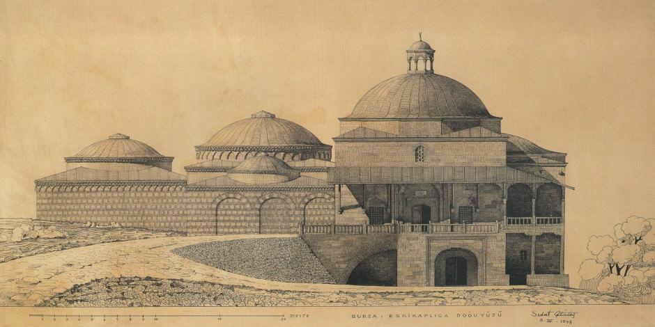 Bursa'nın 6 asırlık mimarisi Avrupa vitrininde