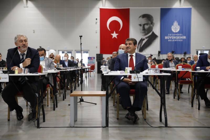 İstanbul Büyükşehir Belediyesi (İBB) Meclisi ekim ayı ikinci oturumu