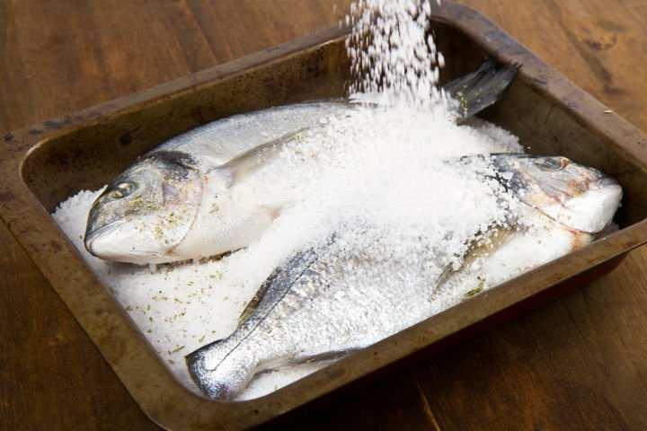 Balık nasıl tuzlanır