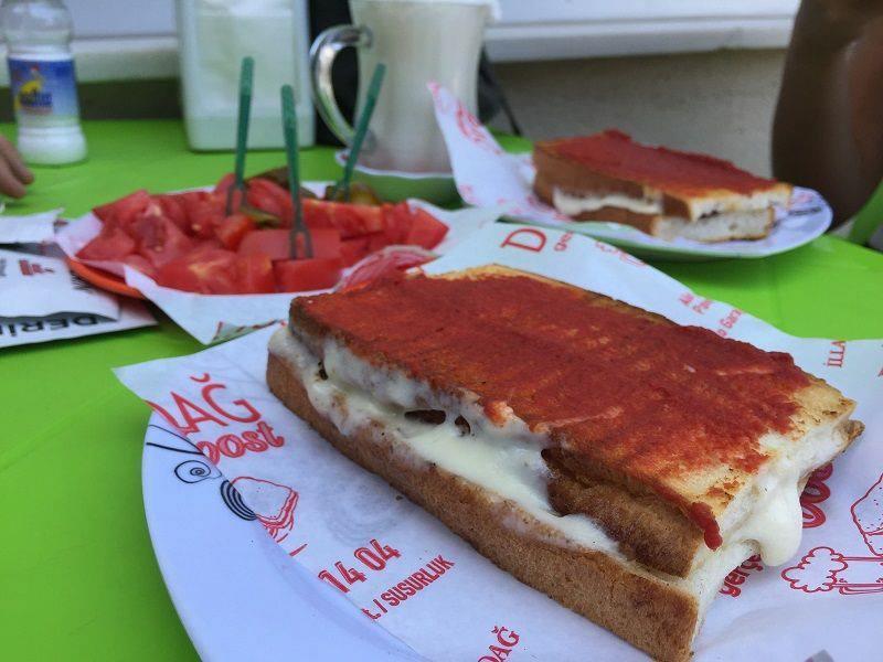 Susurluk tostu nasıl yapılır? En kolay susurluk tostu tarifi