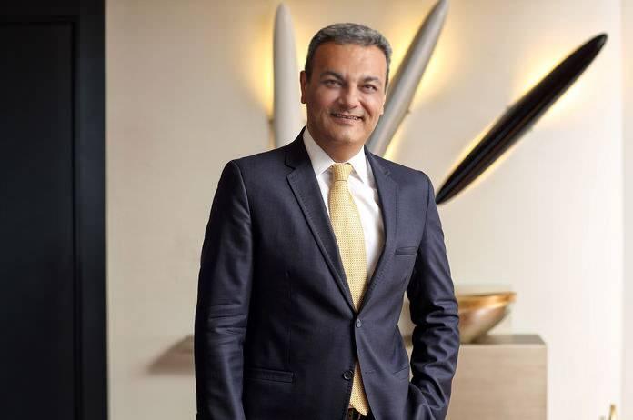 Toyota Türkiye Pazarlama ve Satış CEO'su Ali Haydar Bozkurt