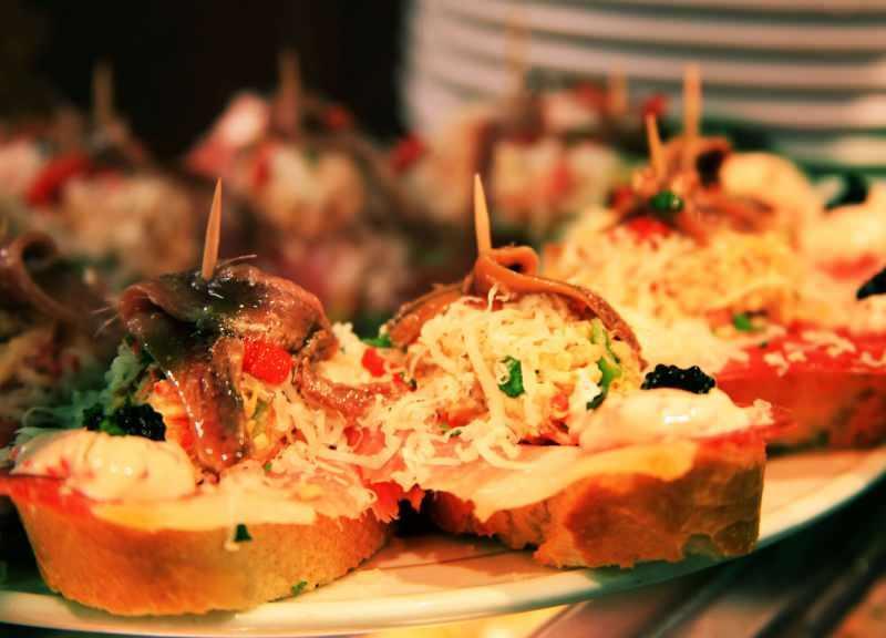 Tapas nedir ve konutta tapas nasıl yapılır?  İspanya'nın güzel yemeği Tapas tarifi