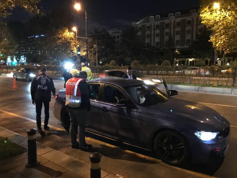 İstanbul genelinde 'Yeditepe Huzur' uygulamaları yapıldı