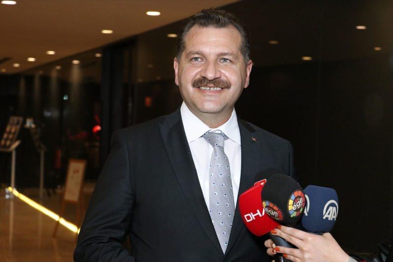 Balıkesir Büyükşehir Belediye Başkanı Yücel Yılmaz