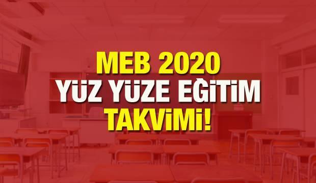 2020-2021 okullar ne zaman açılıyor? MEB 6,7,10 ve 11. sınıfların açılma tarihi!