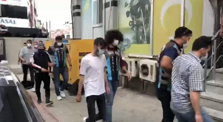 Çekmeköy'de düğün konvoyu terörüne rekor ceza