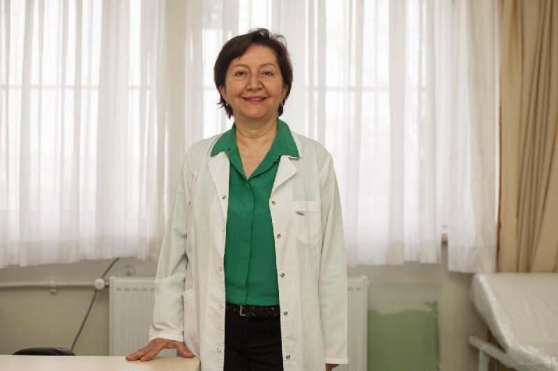 İstanbul Tabip Odası Başkanı Prof. Dr. Pınar Saip