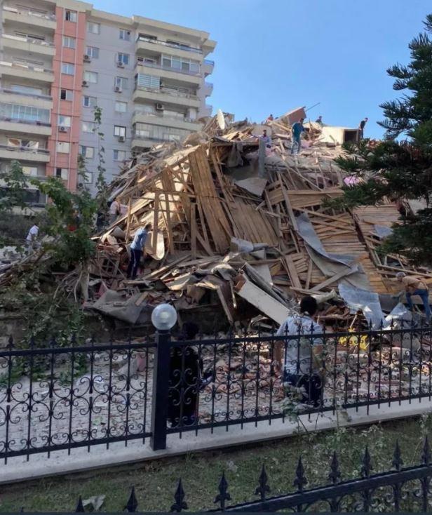 İzmir Bina