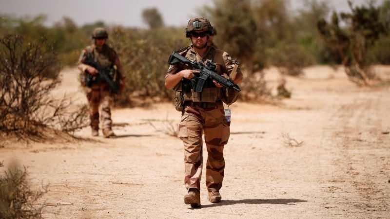 Mali'deki Barkhane operasyonunda 50 terörist öldürüldü