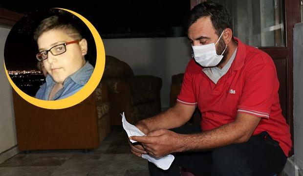 Semir Şair 14 yaşında koronavirüsten hayatını kaybetti