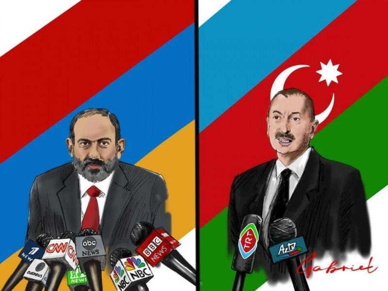 TRT kardeş Azerbaycan'ın haklı davasının yanında