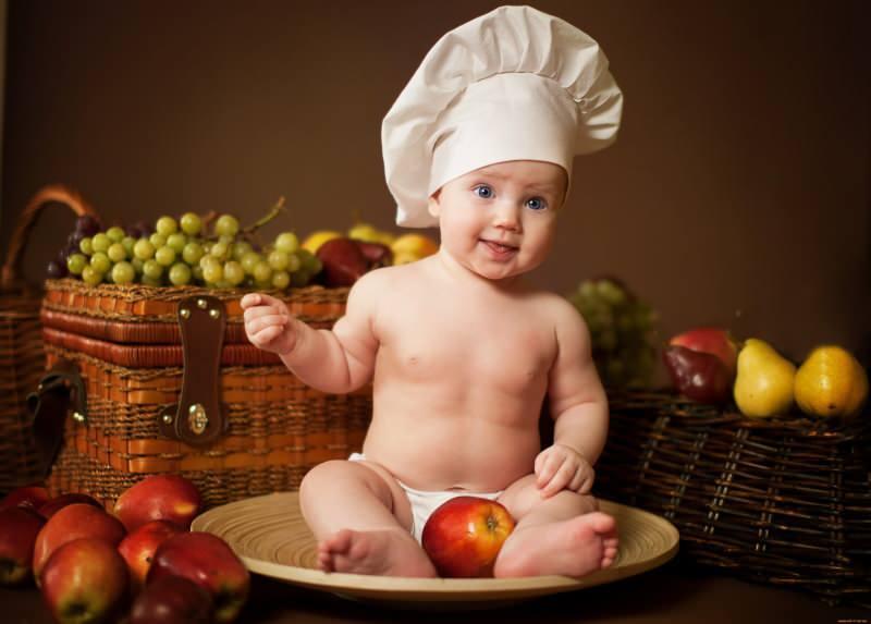 Bebeklere hangi meyveler verilmeli