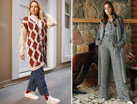 2020-21 tesettür modasında hırka modelleri
