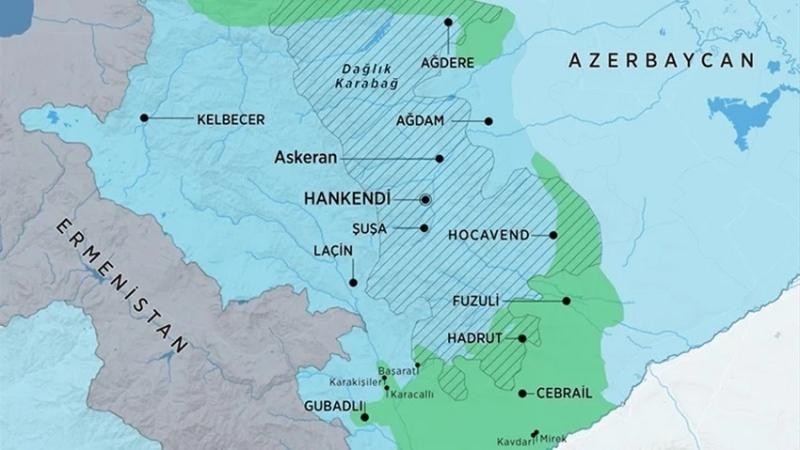 10 Kasım son durum haritası