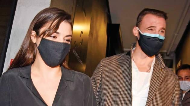 hande erçel ve kerem bürsin maskeleri