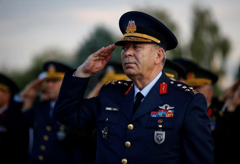 Eski Hava Kuvvetleri Komutanı Org. Abidin Ünal