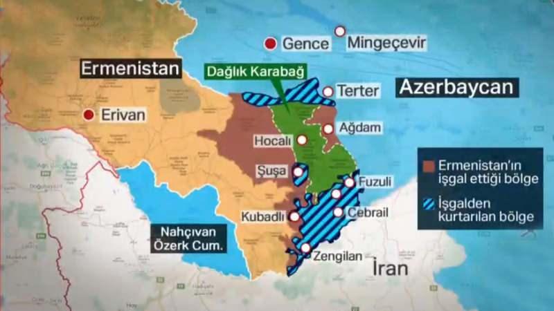 8 Kasım son durum haritası