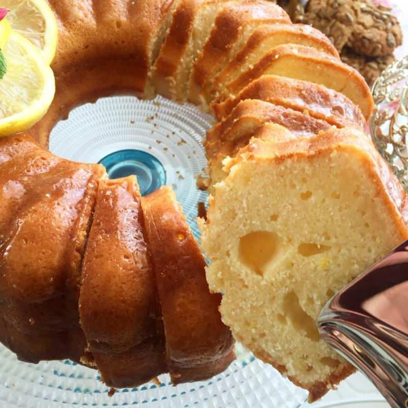 Limonlu kek nasıl yapılır