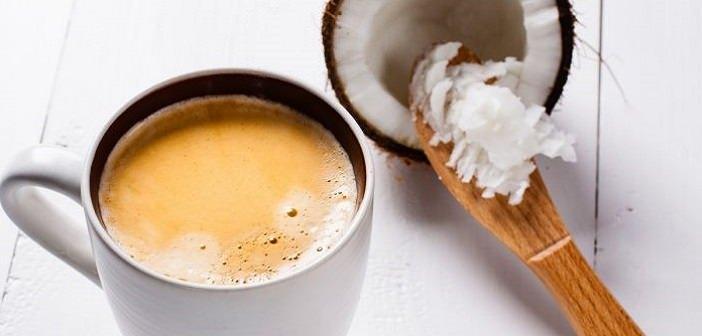 Hindistancevizi yağı kahve tarifi