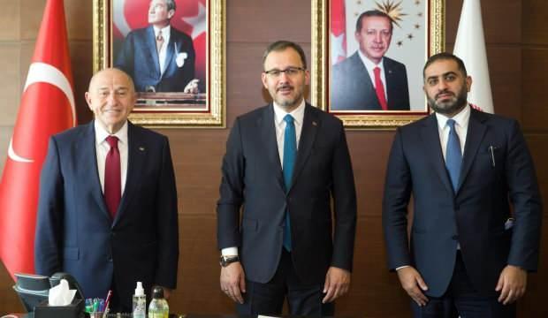Bakan Kasapoğlu'dan yayıncı kuruluş müjdesi - Tüm Spor Haber