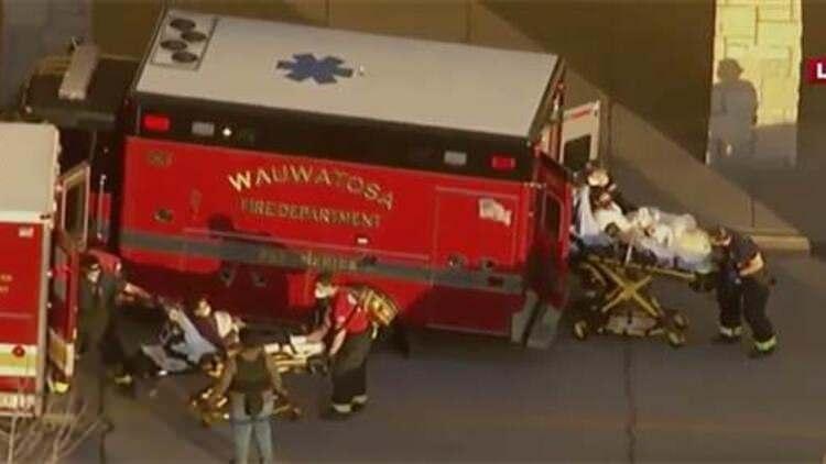 ABD'nin Wisconsin eyaletinde silahlı saldırı