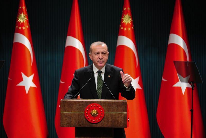 Erdoğan'dan uzaktan eğitim açıklaması