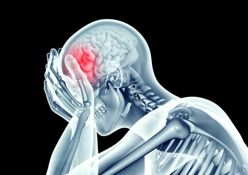 kroonavirüs damarları daraltarak beyne zarar verir