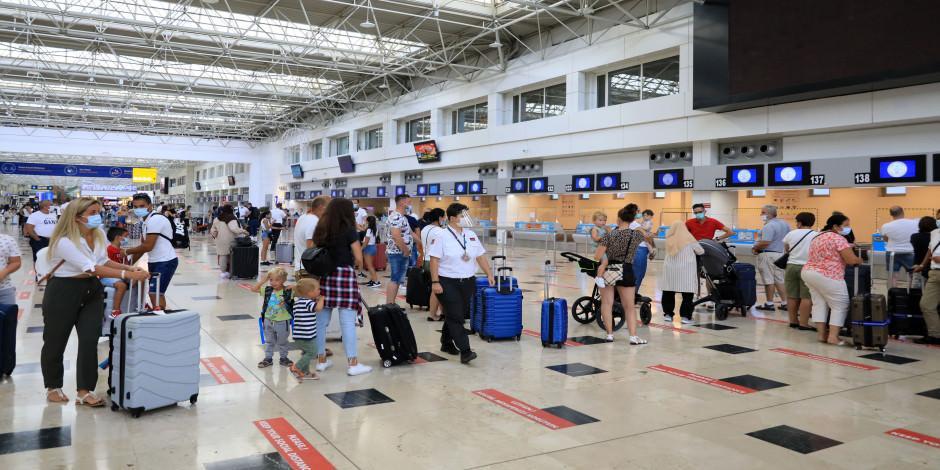 Rusların tatil tercihi Türkiye oldu
