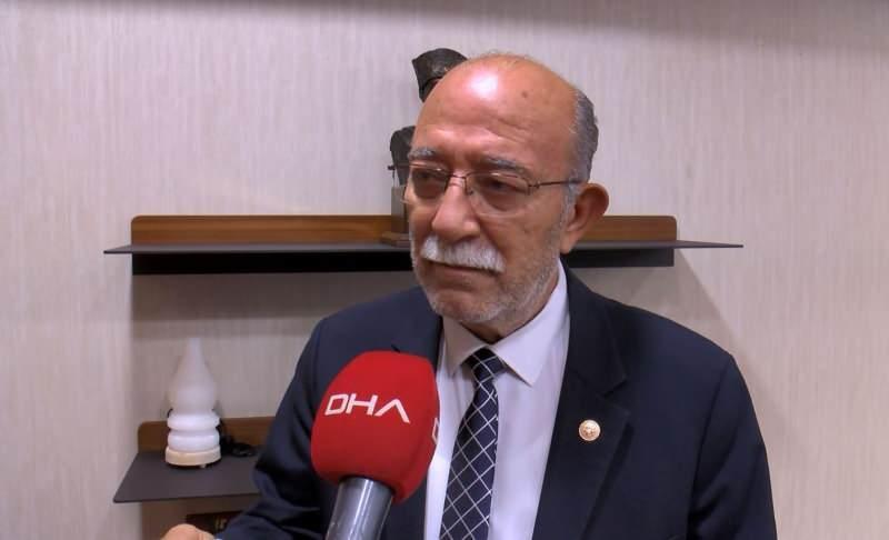 Adana Milletvekili İsmail Koncuk
