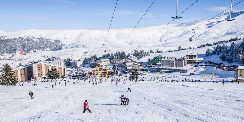Uludağ'da turizmciler kış sezonundan umutlu