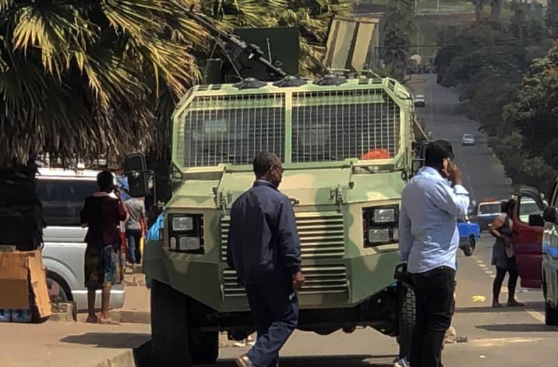 Etiyopya ordusu, Tigray eyaletinin başkenti Mekele'yi ele geçirdi