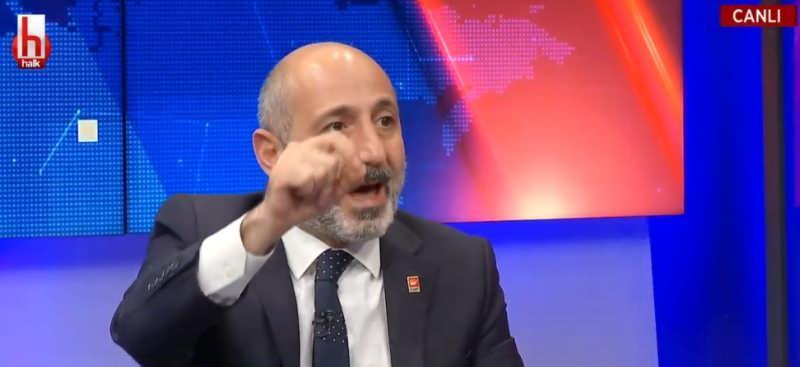 CHP Genel Başkan Yardımcısı ve Kahramanmaraş Milletvekili Ali Öztunç