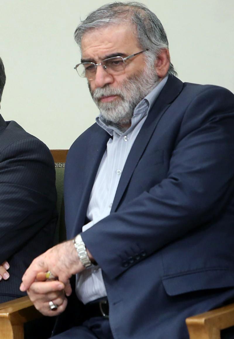 Nükleer fizikçi ve Savunma Bakanlığı Bilimsel Araştırma Kurumu Başkanı Muhsin Fahrizade