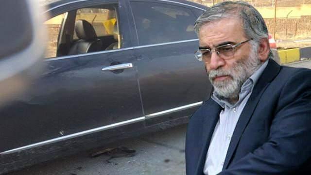Muhsin Fahrizade uğradığı suikastta hayatını kaybetti.