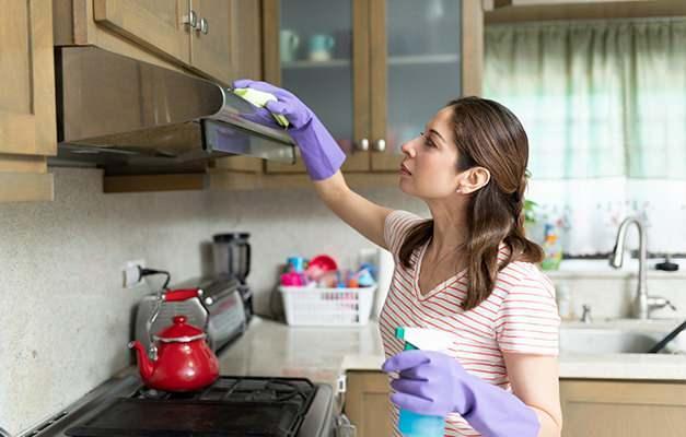 Aspiratör nasıl temizlenir