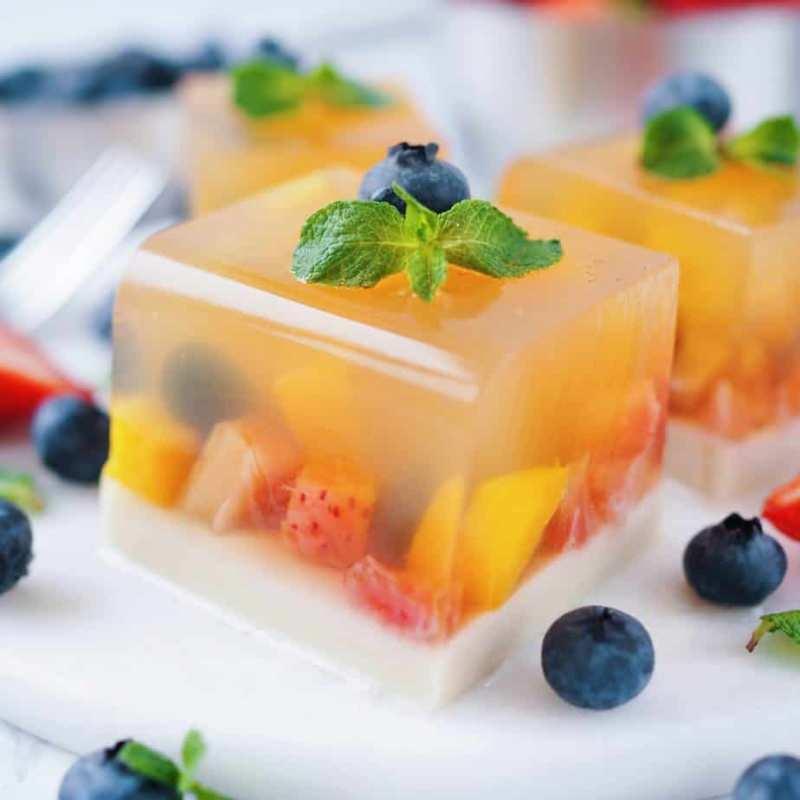 Agar agar hangi yiyeceklerde kullanılır