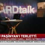 BBC sunucusu Ermenistan Başbakanı Paşinyan'ı canlı yayında rezil etti