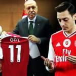 New York Times: Mesut Özil'in silinişi!