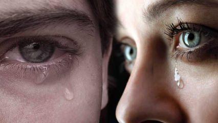 Rüyada ağlamak nasıl yorumlanır | Rüyada hıçkıra hıçkıra ağlamak kötüye mi işaret