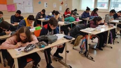 27 Mart Cuma  günü Ortaokul EBA TV ders programı…