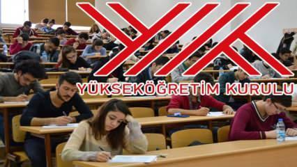 Üniversitelerde sınavlar nasıl yapılacak? Vize, final sınavları uzaktan mı yapılacak?