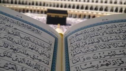 Rüyada Kuran-ı Kerim görmek hayırlı mıdır? Rüyada Kuran okumak nasıl tabir edilir?